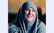 সুখ খুঁজতে গিয়ে ইসলাম খুঁজে পেয়েছি: মেলানিয়া জর্জিয়াস